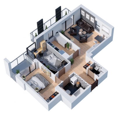 Mieszkanie D.3.1